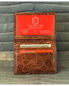 Alligator I.D. Wallet