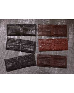 Full Alligator Wallet